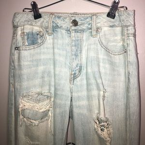 American Eagle Outfitters Jeans - American Eagle High Waisted Tom Girl Jeans